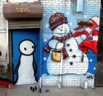 Stik and Zimad @ Bushwick Five Points