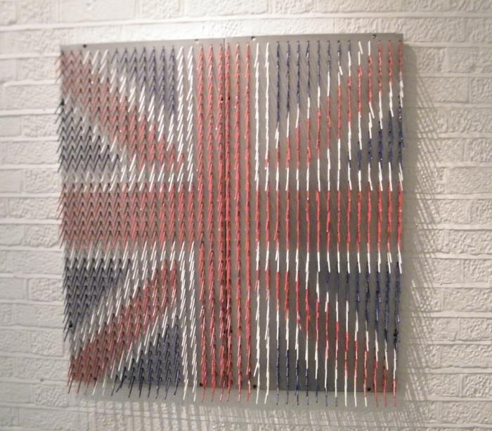 Wendy Macmillan -Union Jack