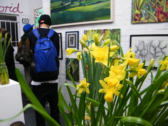 Spring at Cultivate, Vyner Street, until March  25th