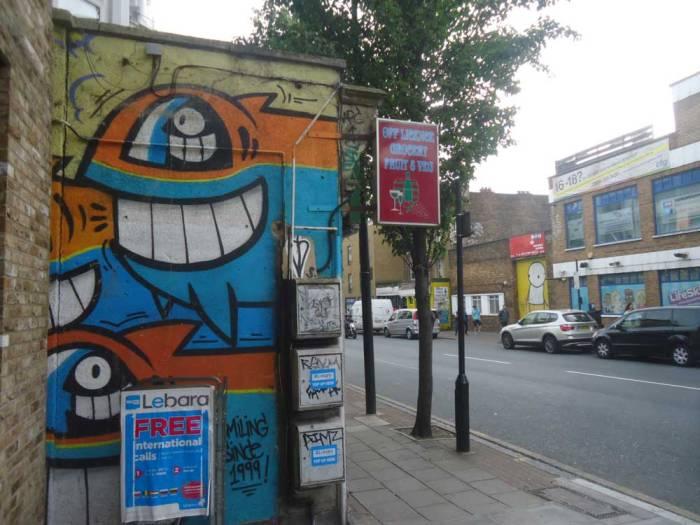 Hackney, East London, Aug 2014