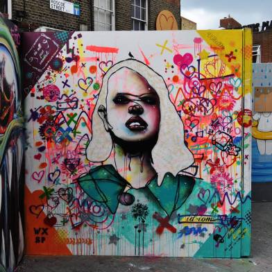 ID-DOM at the Whitecross Street Party