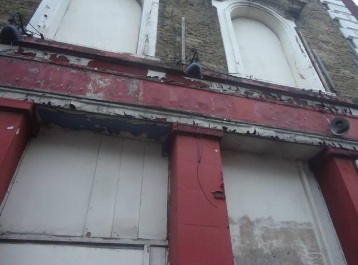 Hackney, East London, Nov 2014 (SW)