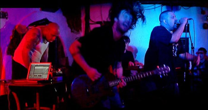 Dalek, borderline, London, 2008 (SW)