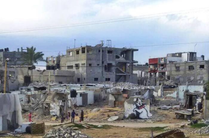 banksy_gaza