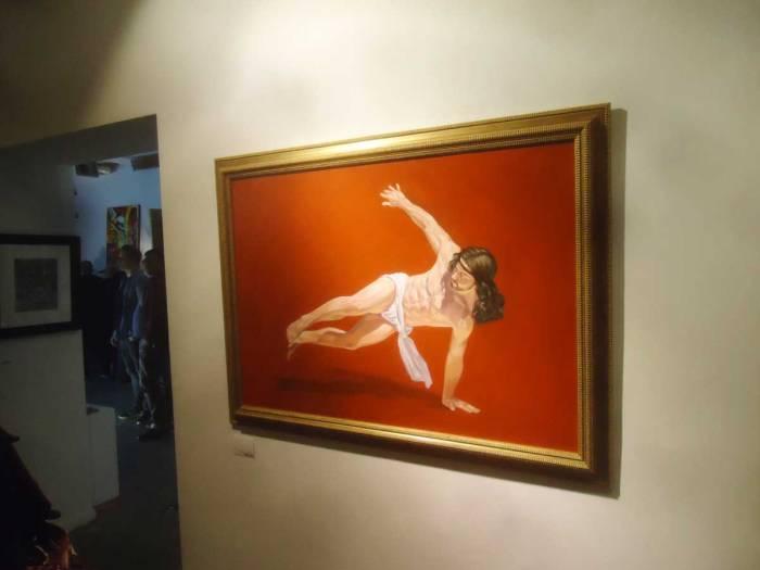 COSMO SARSON @ Pure Evil Gallery