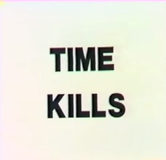 CHRIS BURDEN - Time Kills