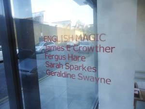 English Magic...