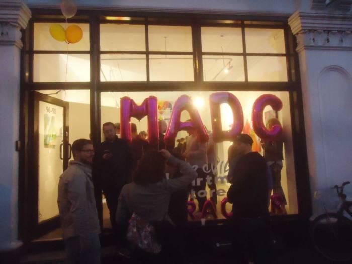 Mad C @ Pure Evil