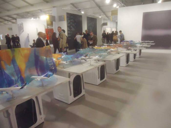 22: Frieze 2015 - Yngve Holden
