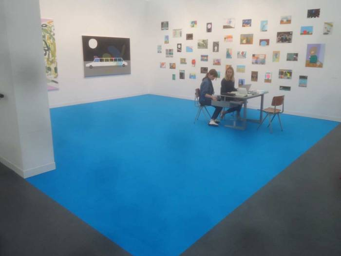 120: Frieze 2015 - Kate MacGarry Gallery