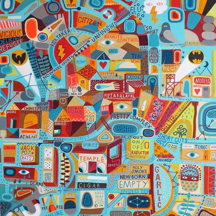 "DAVID SHILLINGLAW ""Capital Chaos"" (2015)"