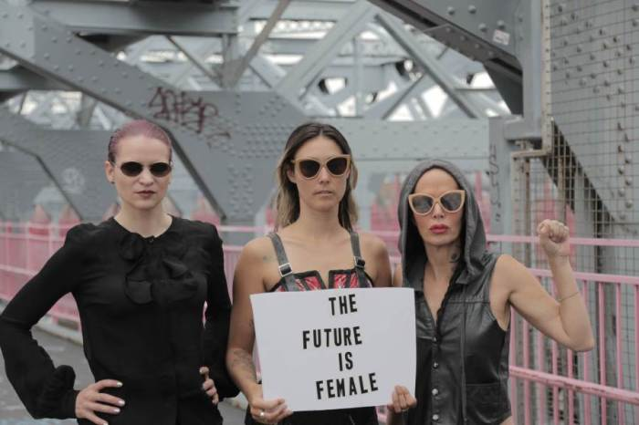 thefutureisfemale