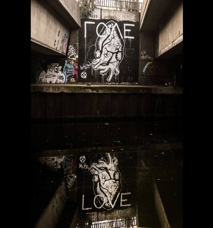 """Muting - """"love""""!"""