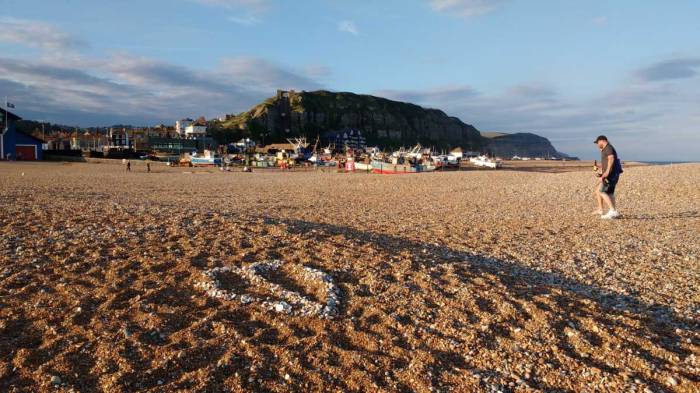 HASTINGS, July 16th 2016 (SW)