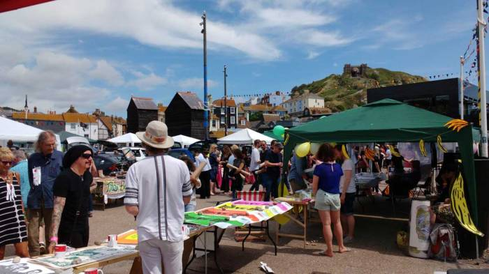 ART CAR BOOT FAIR, HASTINGS LEG, July 16th 2016, Wildcat Will