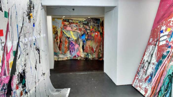 HOWARD DYKE, Studio 1.1, June 2016