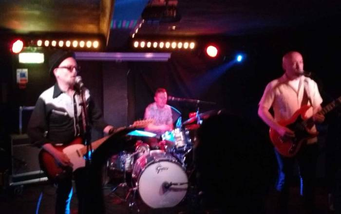 Miraculous Mule, Sebright Arms, August 2016