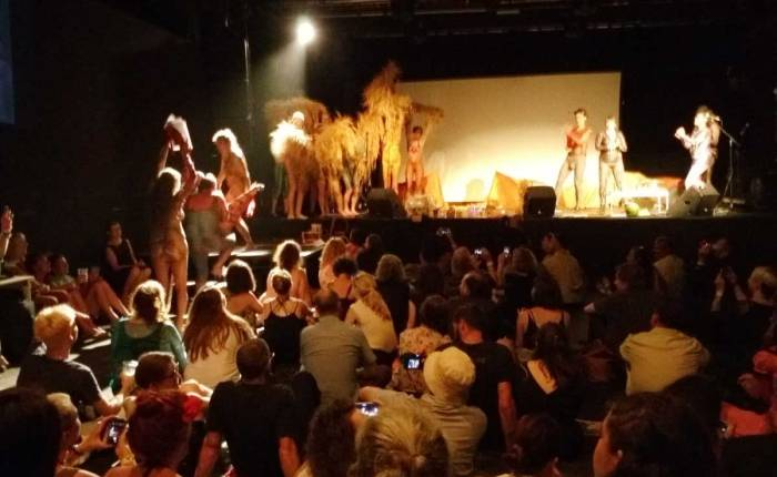 A Night With The Neo Naturists, ICA London, August 2016