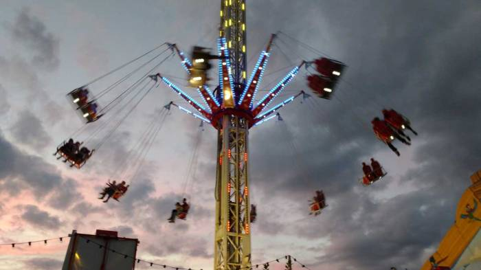 Fun Fair, East London