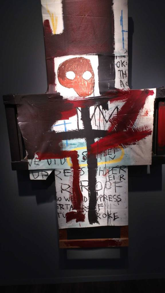 Jean-Michel Basquiat at Frieze Masters