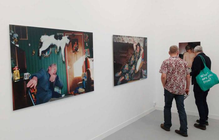 FRIEZE LONDON 2016 - Richard Billingham