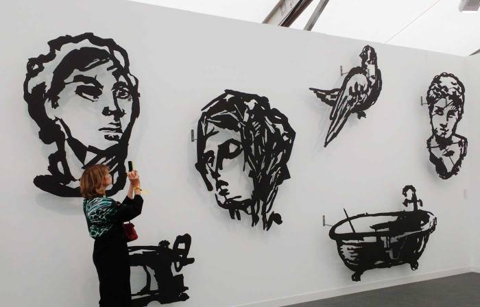 FRIEZE LONDON 2016 - William Kentridge