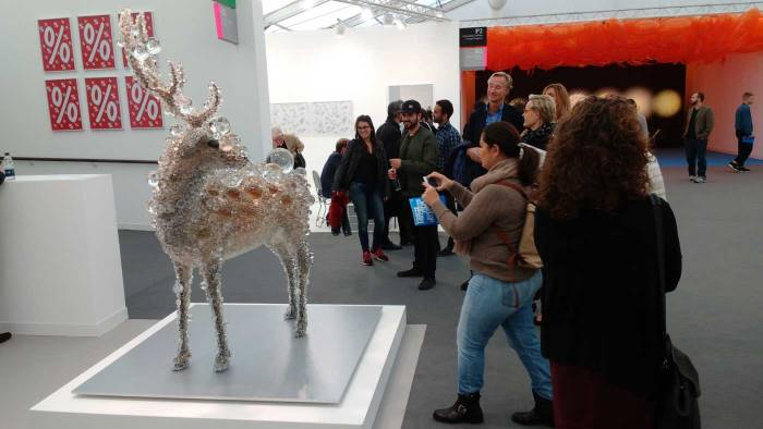 FRIEZE LONDON 2016 -