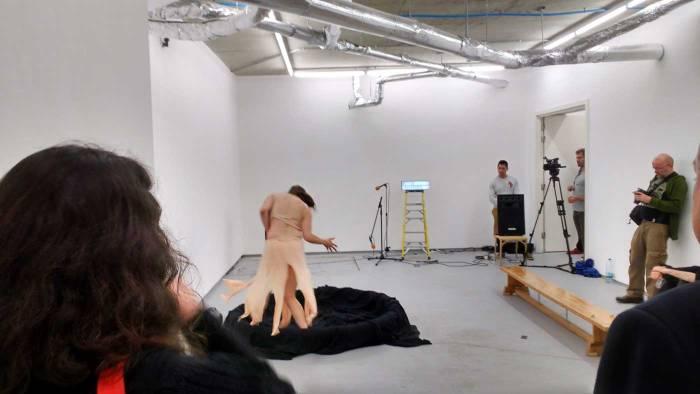 Zuza Tehanu at New Art Projects