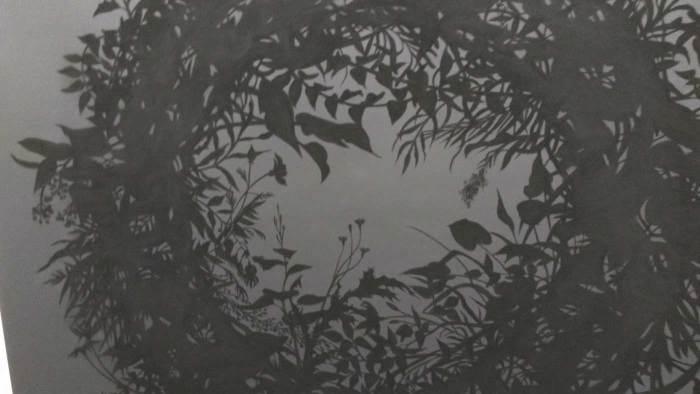 Zachari Logan, Wreath @ New Art Projects
