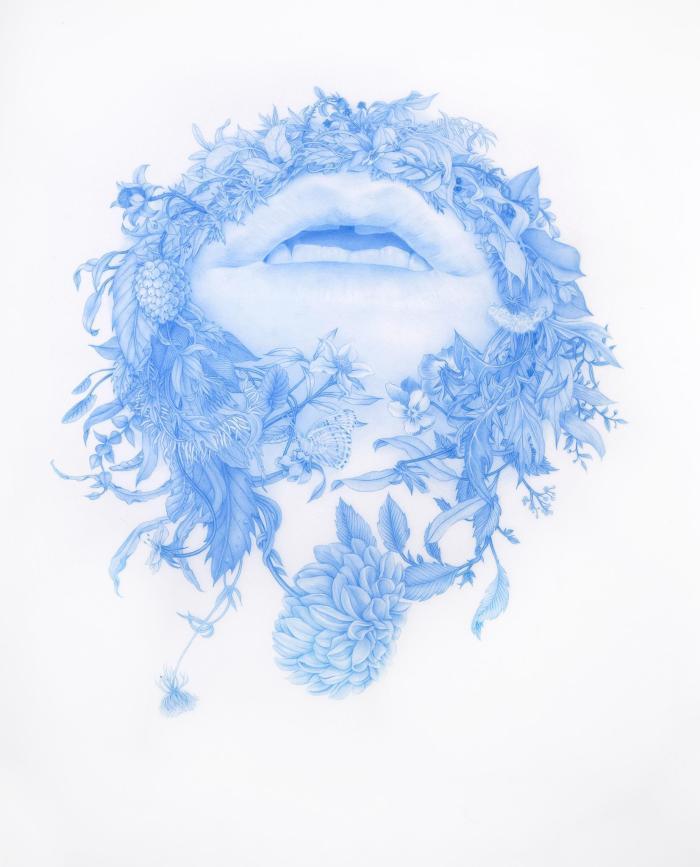 """Zachari Logan - """"Wreath, Pentacle""""'"""