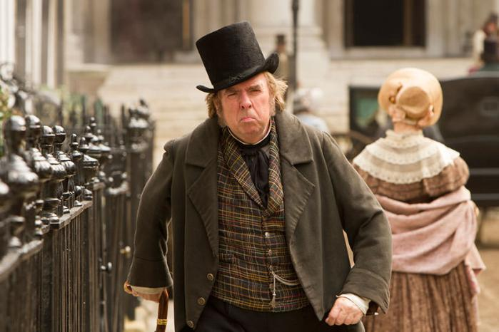 Mr Turner on his way to the Tate?