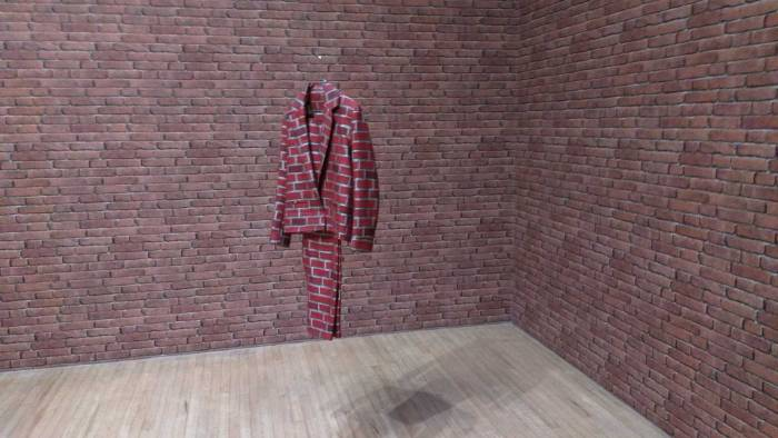 Turner Prize 2016, The Tate - Anthea Hamilton
