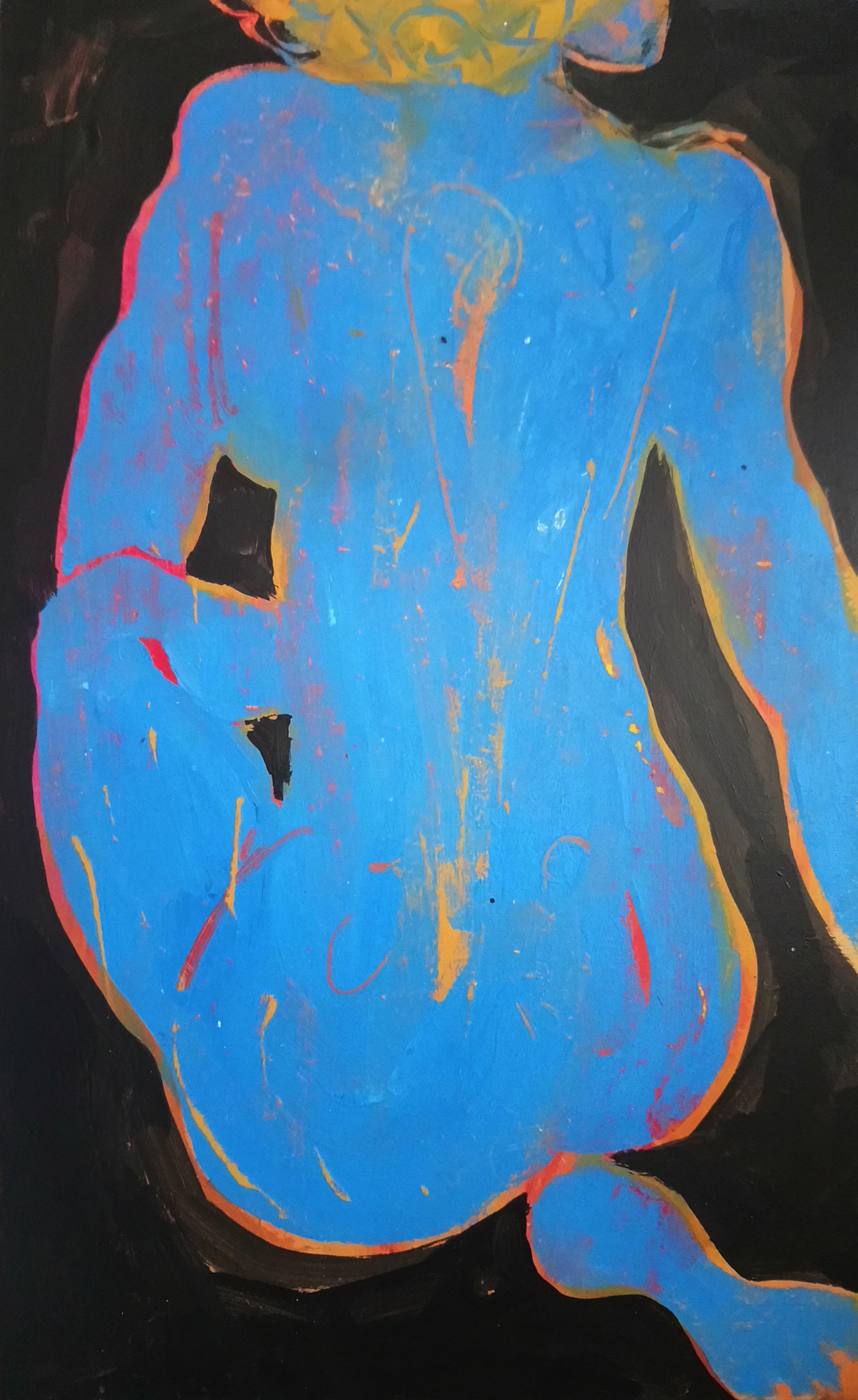Amanda Blue Nude amanda_watt_blue_nude | the organ