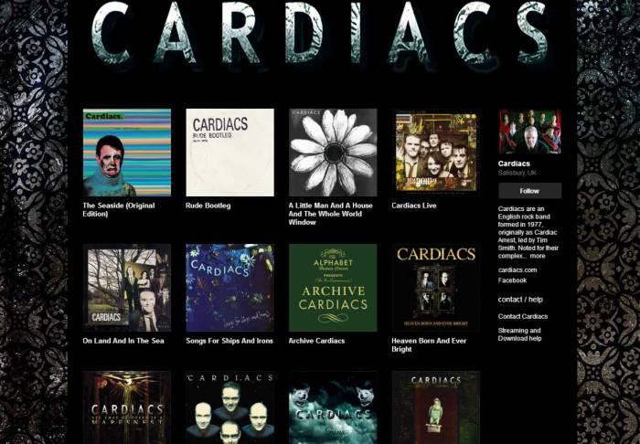 cardiacs_bandcamp
