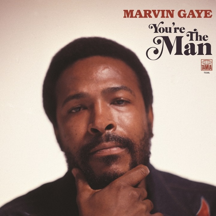 MarvinGaye-YoureTheMan