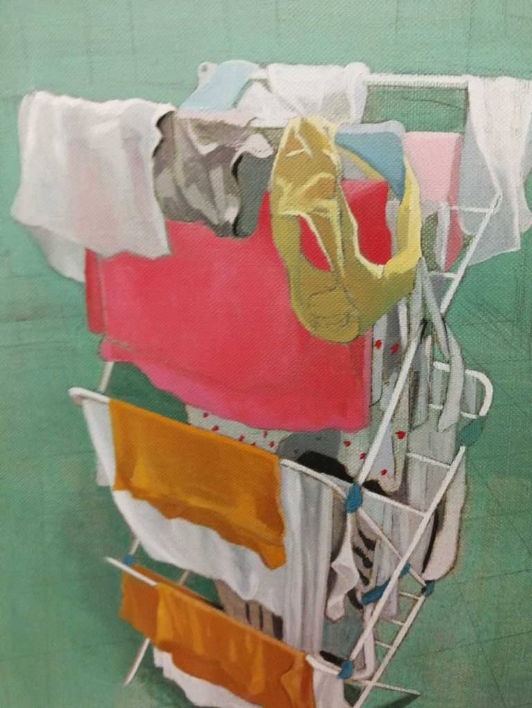 Fergus Hare at New Art Projects, East London, Oct/Nov 2020